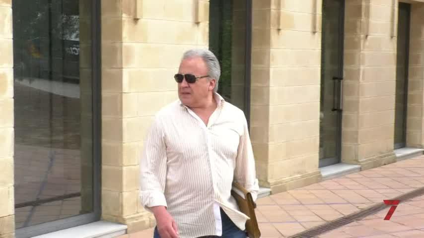 Pacheco, absuelto del 'caso Rotondas' tras retirarse la acusación