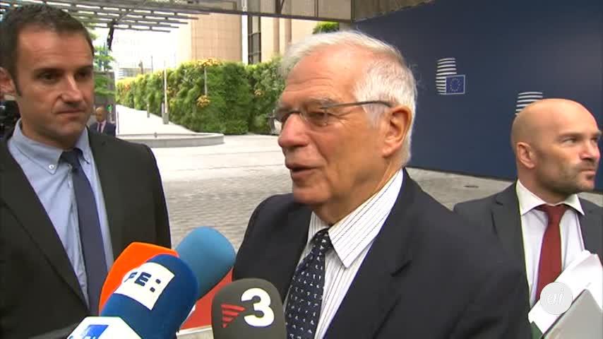 """Borrell: los socialistas no piensan en """"repetición de elecciones"""""""