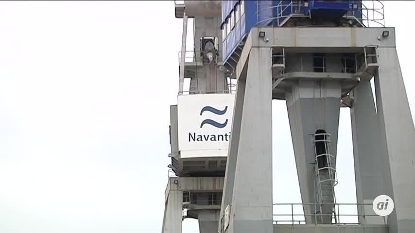 "La ministra Montero augura un ""futuro importante"" para Navantia"