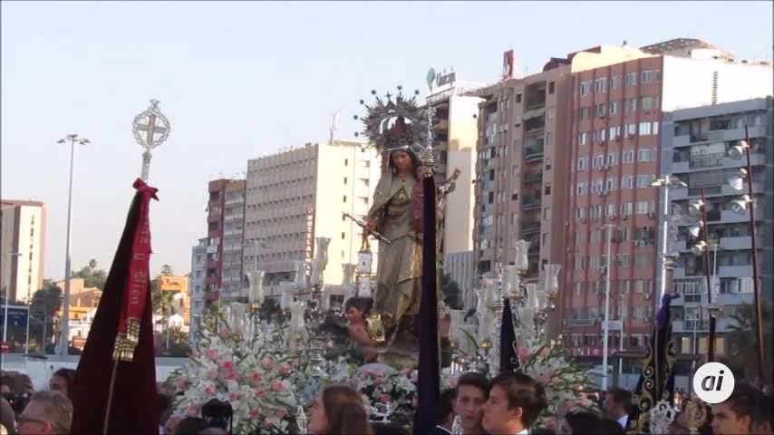 Algeciras se sumerge en la celebración del Carmen