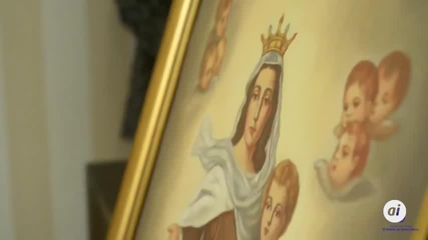 Devoción marinera ante la Virgen del Carmen
