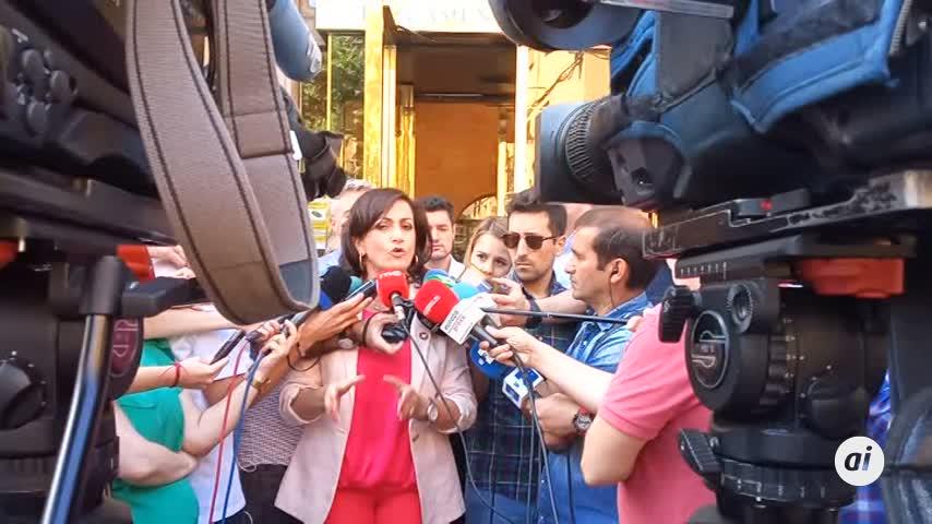 El PSOE abandona la reunión con Podemos para desbloquear La Rioja