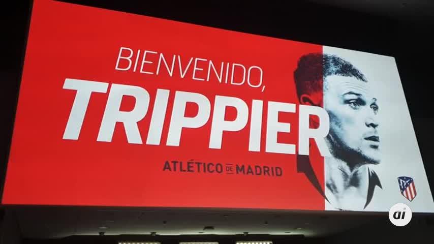 """""""El Atlético tiene un equipo fantástico y un entrenador increíble"""""""