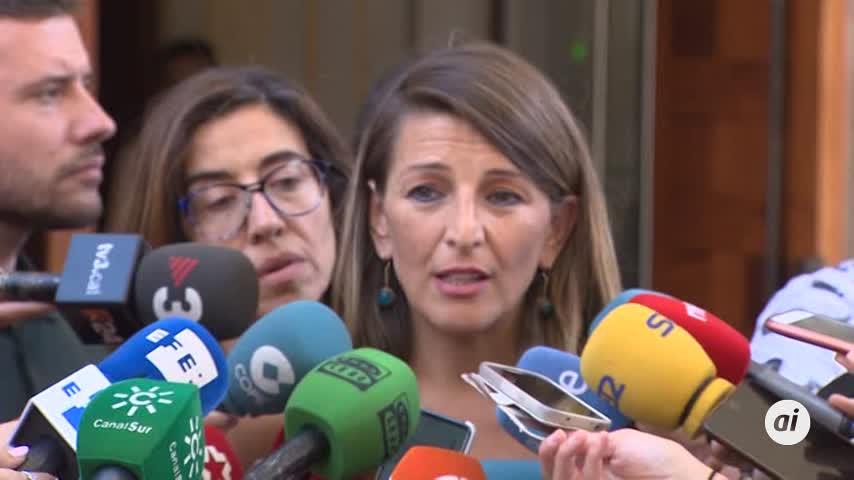 """Unidas Podemos niega haber hablado de """"cargos"""" con Sánchez"""