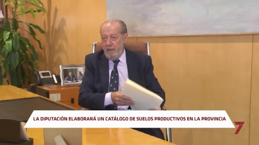 La provincia ofrecerá suelo industrial para fijar población