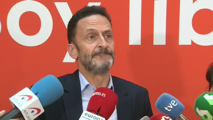 """Cs tiene """"esperanzas"""" en que Vox desbloquee el acuerdo en Madrid"""