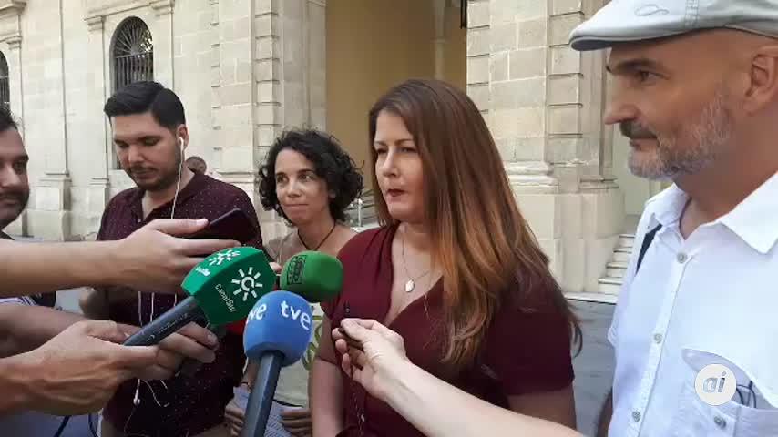 Piden declarar el estado de emergencia climática en Sevilla