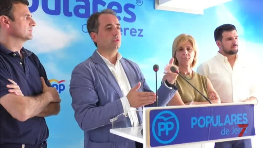 El PP reivindica los beneficios de la Junta para Jerez