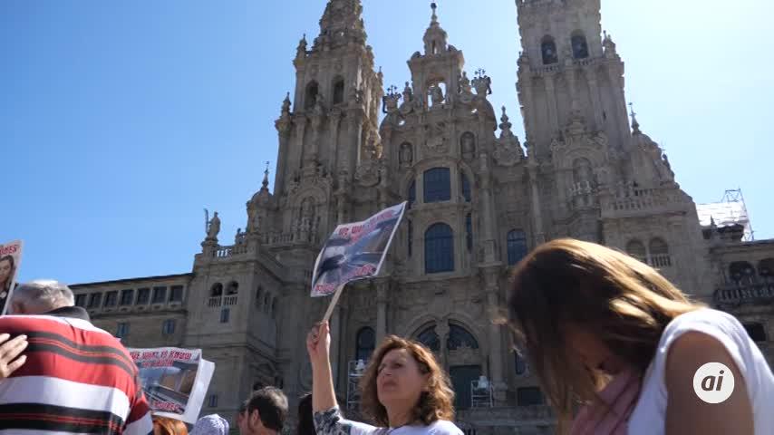 Las víctimas del Alvia reclaman una investigación independiente
