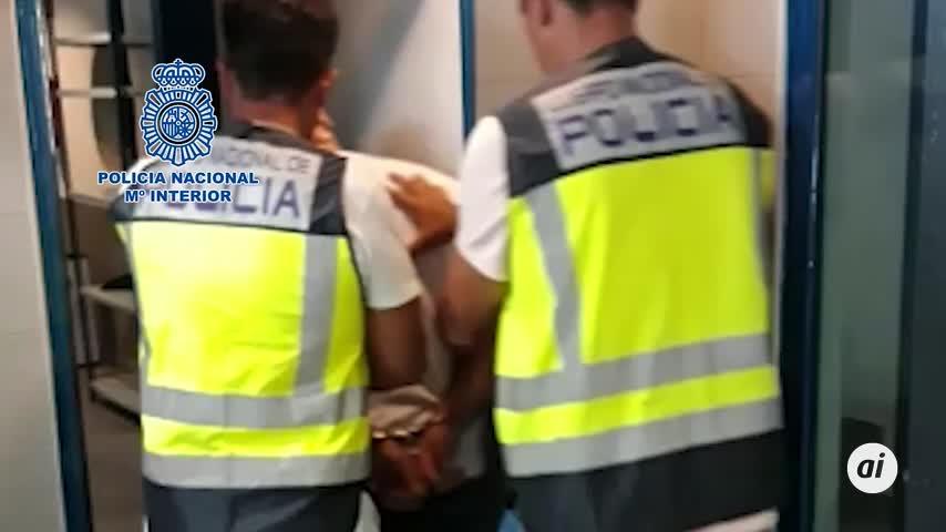 Detienen a un fugitivo marroquí en Marbella por tráfico de drogas
