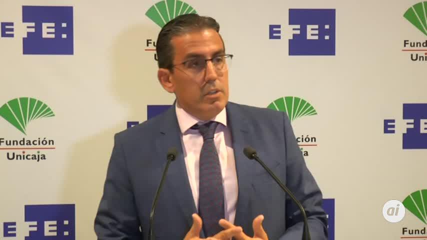 Unicaja y EFE inauguran la exposición '2018. Imágenes de un año'