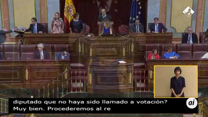 Sánchez, el primer candidato que fracasa en dos investiduras