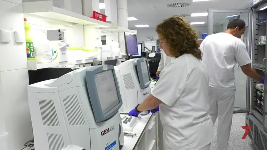 El Hospital, a la vanguardia en el análisis y manejo de muestras