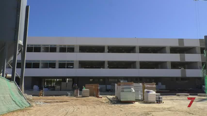 ¿Estará el nuevo instituto listo para septiembre?