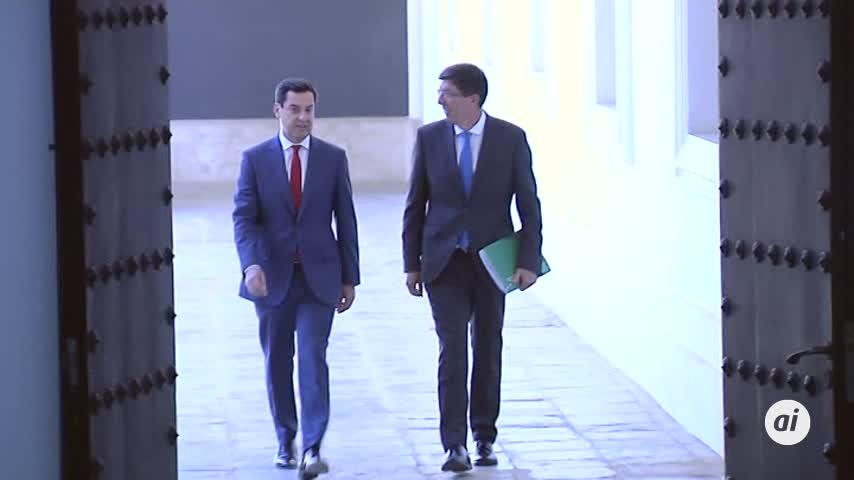 """La Junta culpa al PSOE de dejar 8.655 millones de euros """"en el limbo"""""""