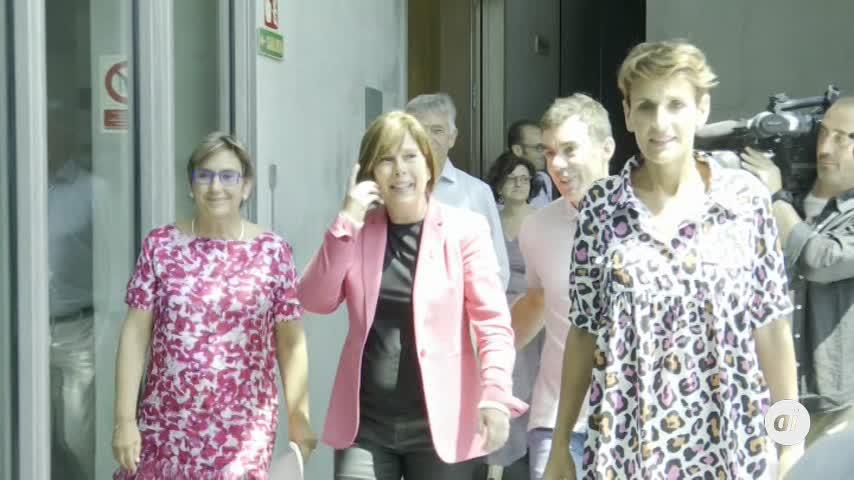 La militancia de EH Bildu apoya la abstención en Navarra