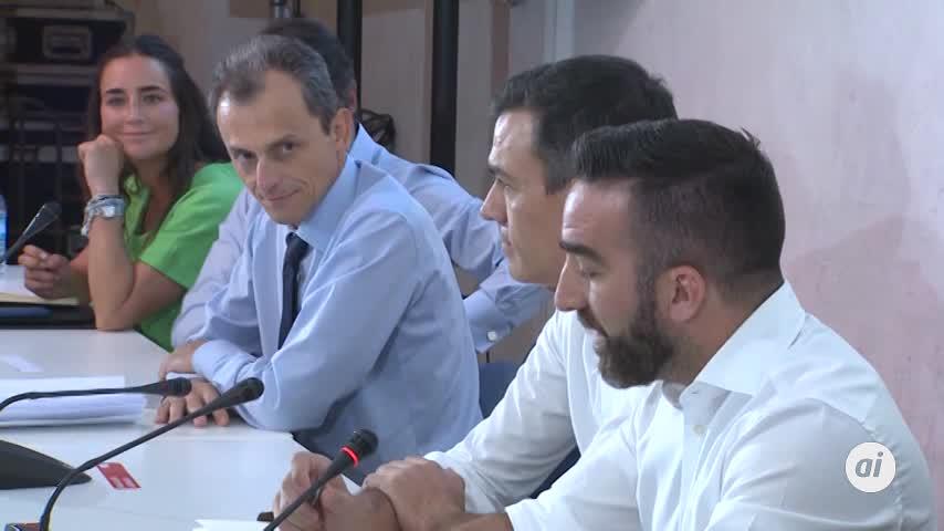 Sánchez arranca las reuniones con colectivos sociales