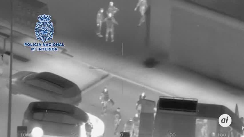 Detenido en Málaga un sicario de Ceuta ligado al narcotráfico
