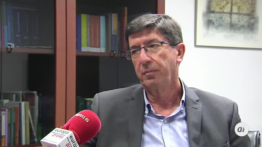 Marín (Cs) descarta diferencias con PP-A sobre financiación autonómica