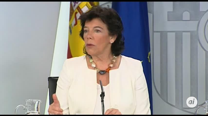 """El Gobierno anima a Unidas Podemos a """"recuperar la confianza mutua"""""""