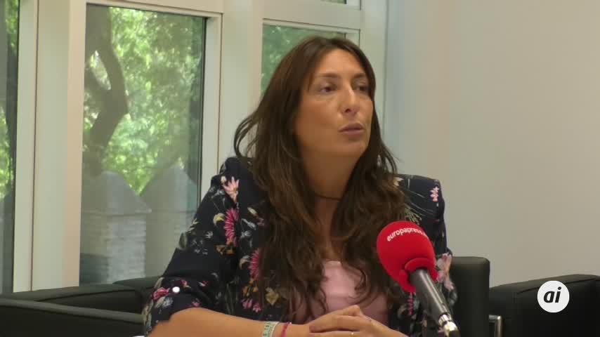"""La secretaria general del PP-A ve a Susana Díaz en """"el ocaso político"""""""