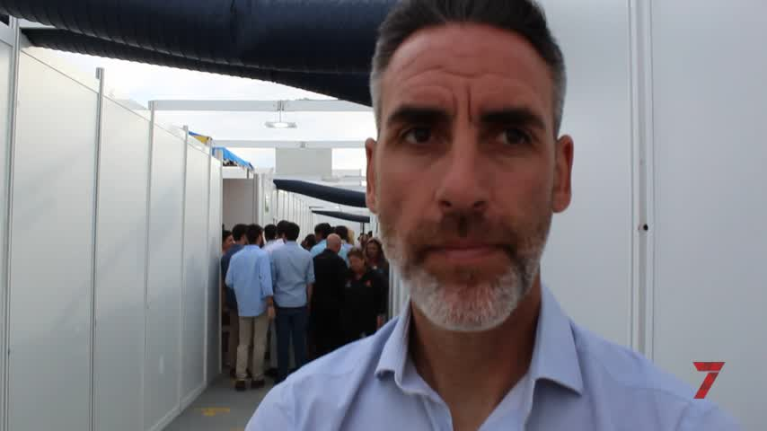 Abel Gómez, satisfecho con la predisposición de sus jugadores