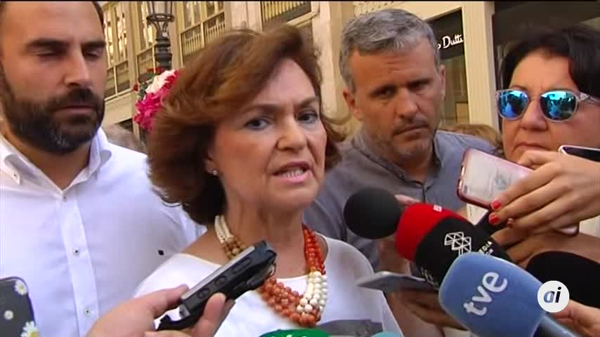 """""""Los puertos españoles están abiertos a la ayuda humanitaria"""""""