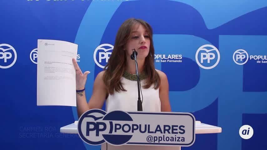 El PP pide al Gobierno local el expediente del proyecto El Barco