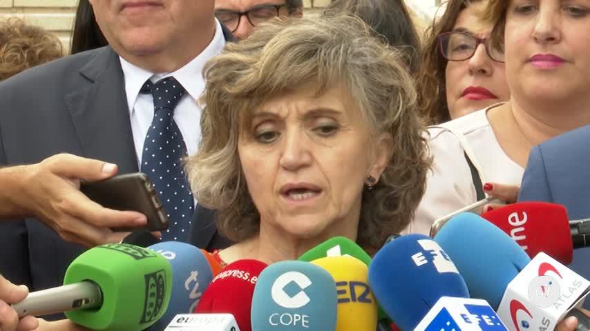 """""""Ha fallado algún procedimiento"""", asegura Carcedo"""