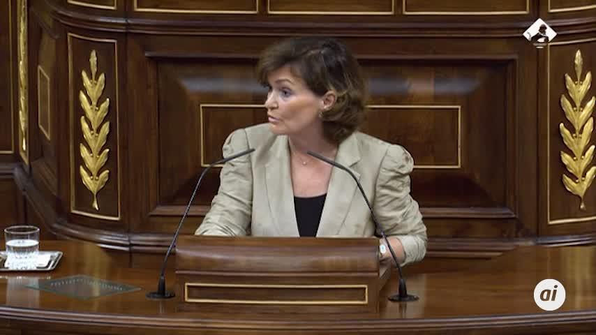 """Calvo dice que el 'Open Arms' no quiso """"venir a puerto español"""""""