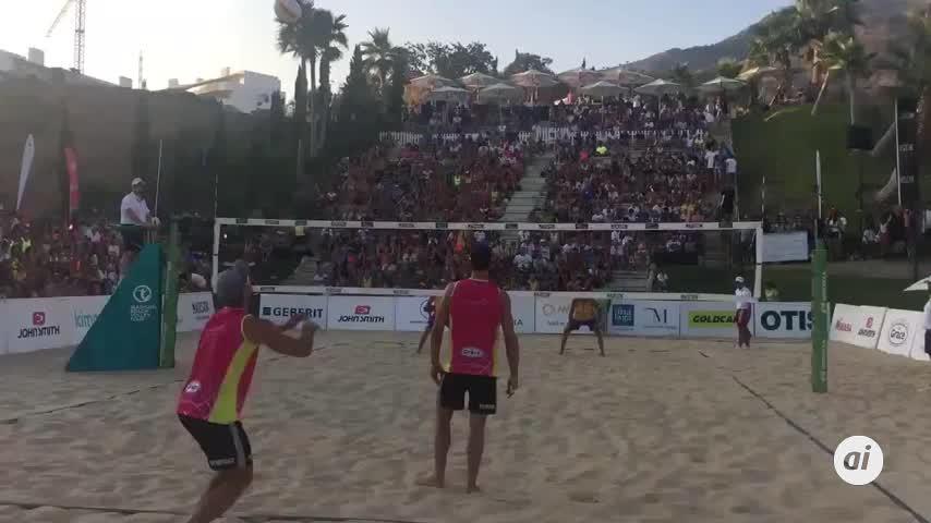 Herrera y Gavira conquistan su tercer Campeonato de España consecutivo
