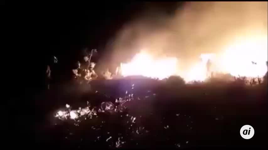 Extinguido el incendio forestal de Tarifa, que afecta a 16,7 hectáreas