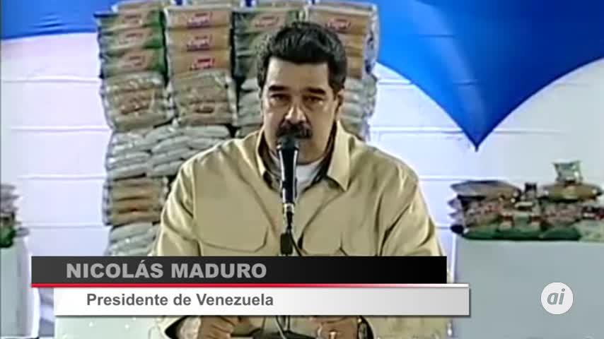 Maduro despliega tropas y anuncia sistema de misiles con Colombia