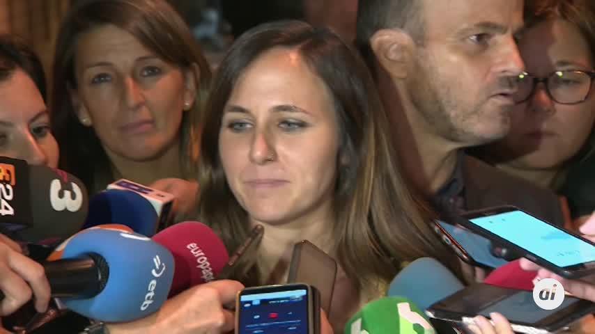 """Unidas Podemos, """"preocupados"""" por las posiciones inamovibles del PSOE"""