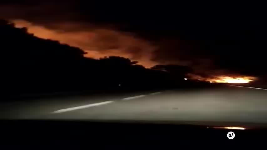 Extinguido el incendio de El Ronquillo tras quemar 120 hectáreas