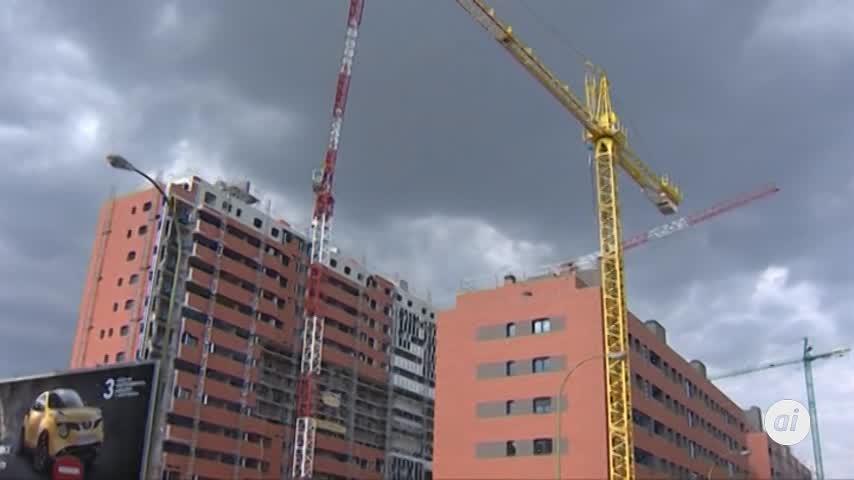 La compraventa de viviendas sube un 3,8% en julio