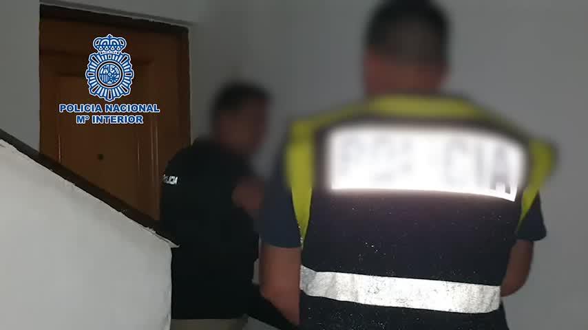Desarticulado un grupo organizado especializado en robar viviendas