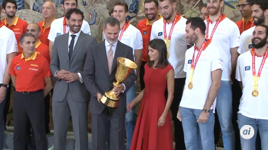Los Campeones del Mundo lo celebran por todo lo alto