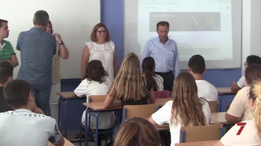 5.808 alumnos de Secundaria y Bachillerato inician un nuevo curso