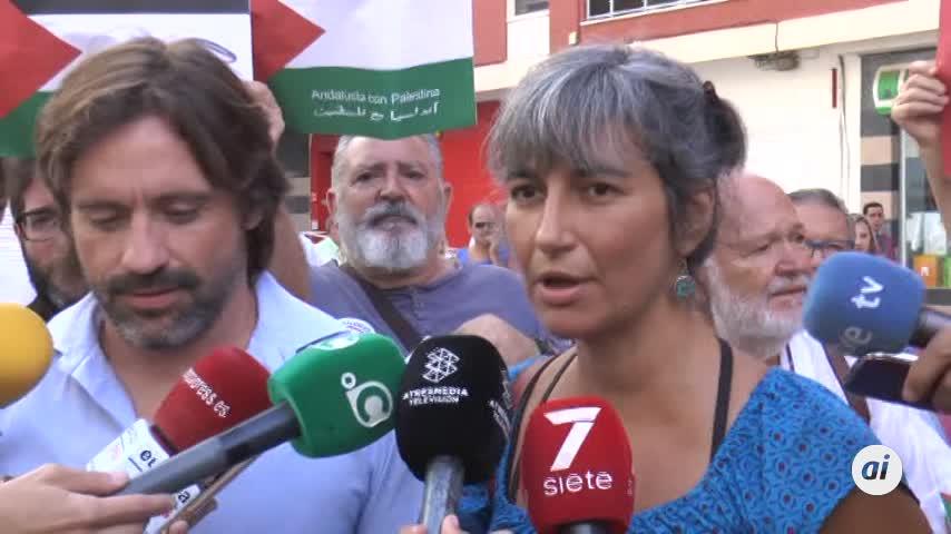 El alcalde ve paradójico ir al banquillo en lugar del Estado de Israel