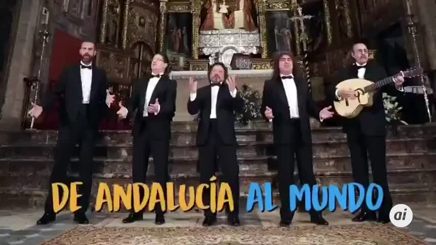 Pascual González y Cantores de Híspalis se unen a la circunnvavegación