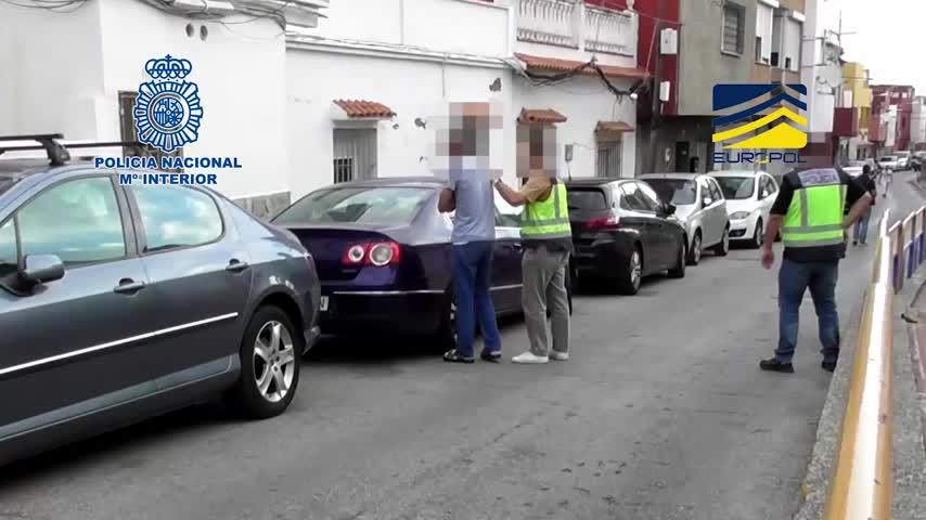 Detenido en Algeciras un miembro de DAESH con manuales para atentar