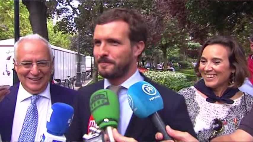 Casado: Bildu no puede ser socio de ningn partido constitucionalista