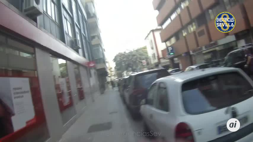 La detención de la Policía Local de Sevilla se hace viral en la red