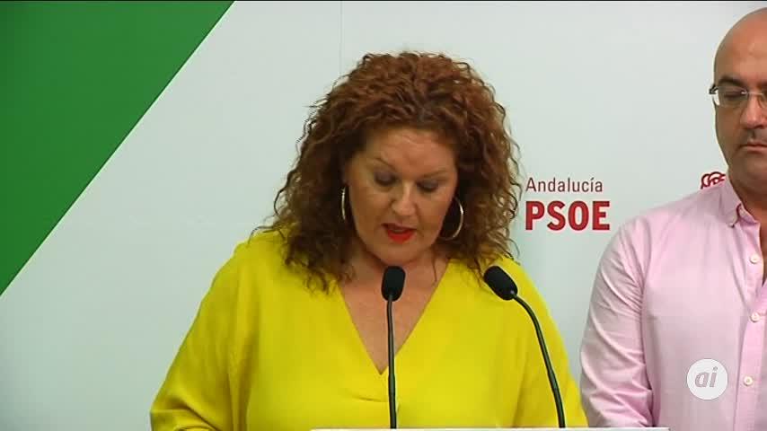 """Maese: """"La Junta de Andalucía está dejando morir la ley de Memoria"""""""