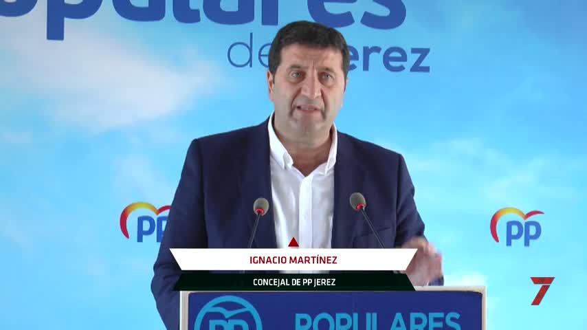 """El PP critica la """"mala gestión"""" de los planes de empleo en Jerez"""