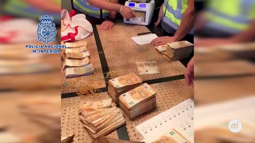 Más de 40 detenidos en una operación contra el narcotráfico en Levante