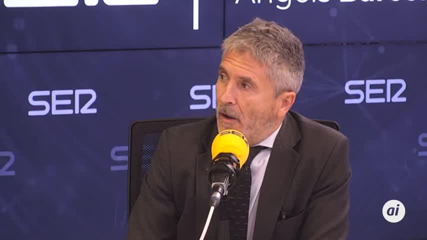 """Marlaska señala como """"relevante"""" la 'operación Judas'"""