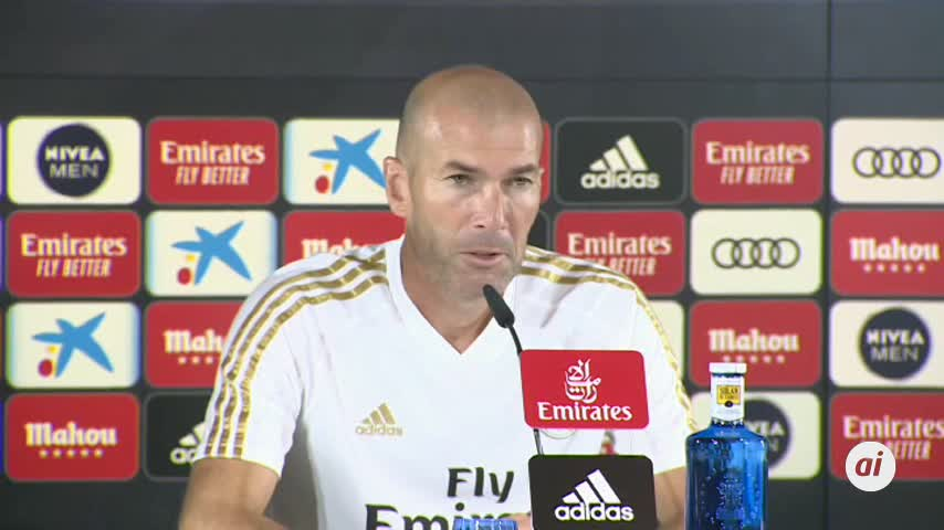 Zidane esconde sus cartas y no confirma el regreso de Marcelo