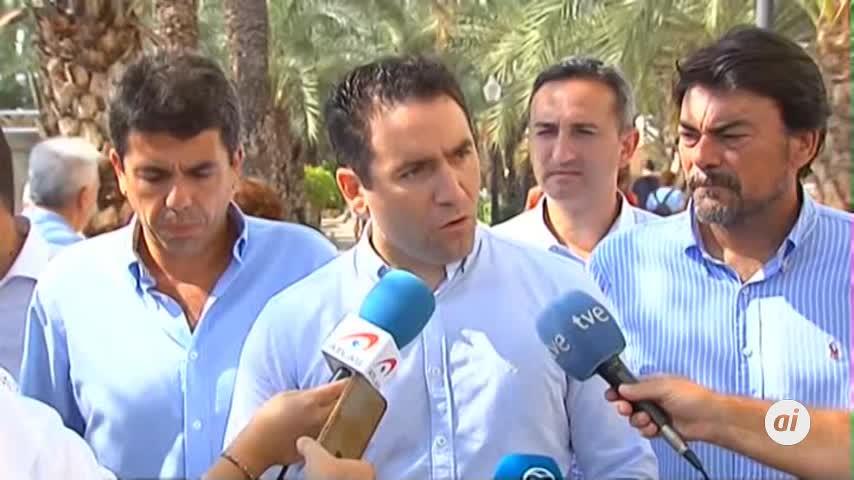 García Egea exige a Sánchez romper los pactos con independentistas
